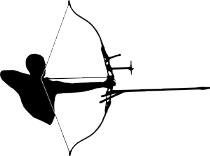 Archery Experience For 4 People 1 1/4 Hour (1)